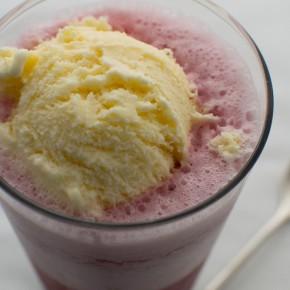 Ice Cream Slushies