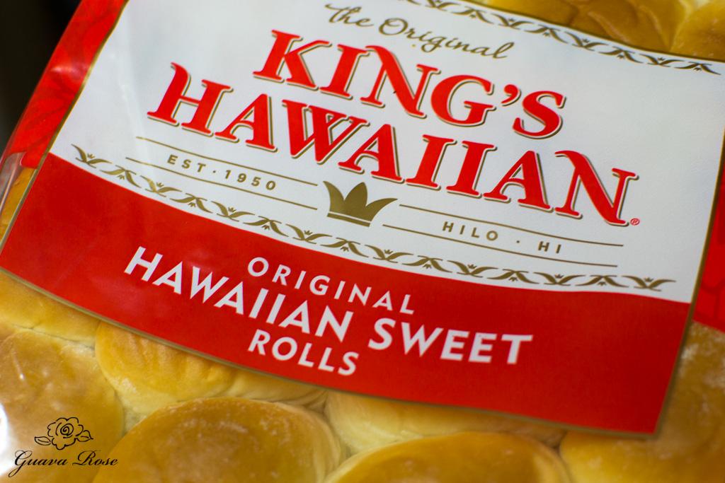 Hawaiian sweet rolls in packaging