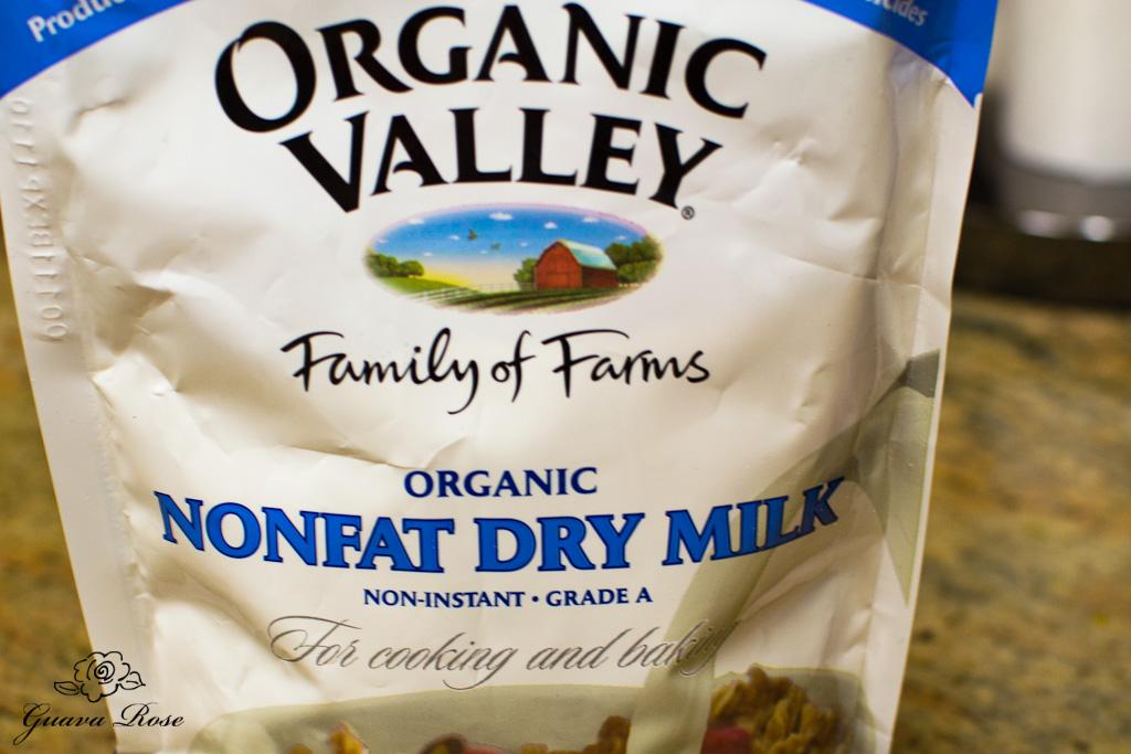 Non fat dry milk