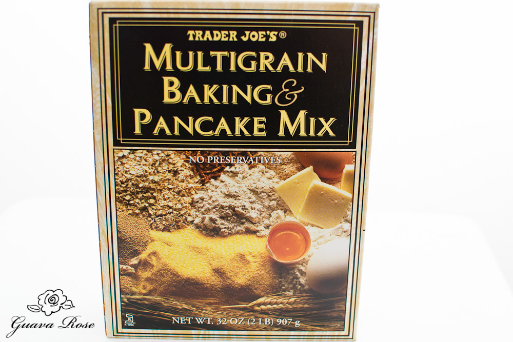 Box of multigrain baking mix