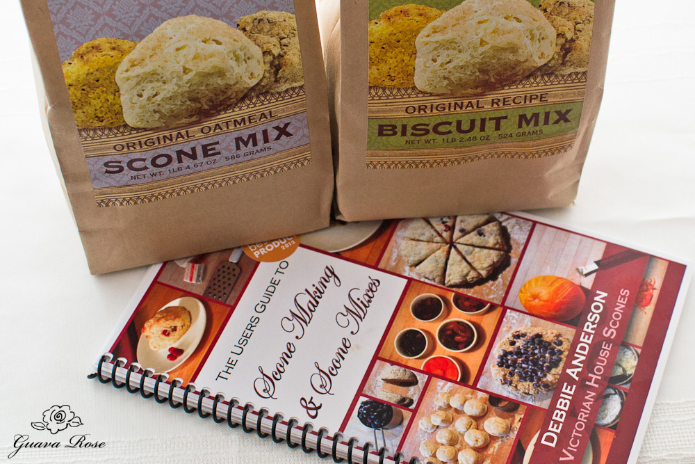 victorian House scone mix, biscuit mix, and users's guide