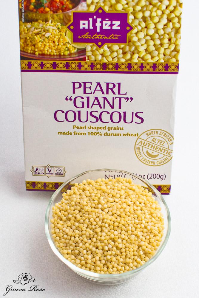 Pearl couscous
