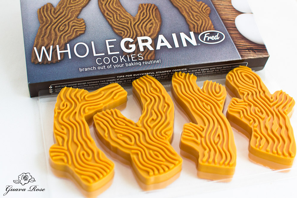 Tree branch cookie cutters