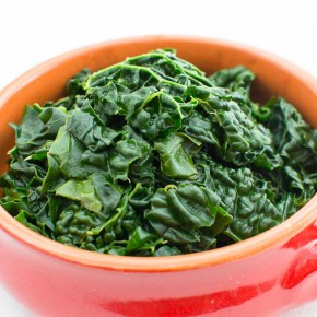 Lau Lau Flavored Kale and Beet Greens