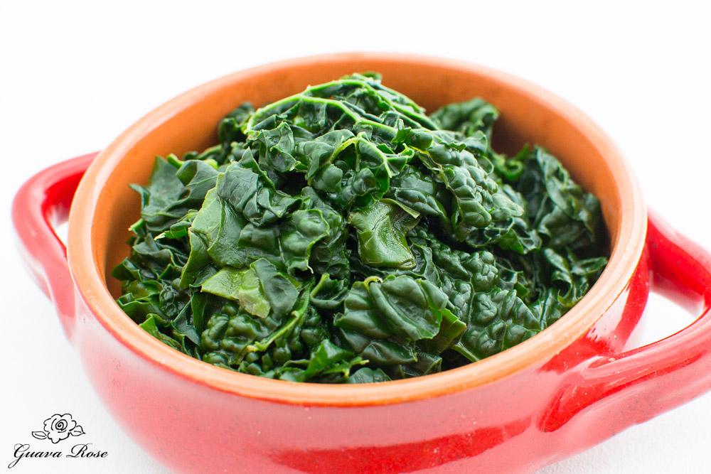 Lau Lau flavored Kale