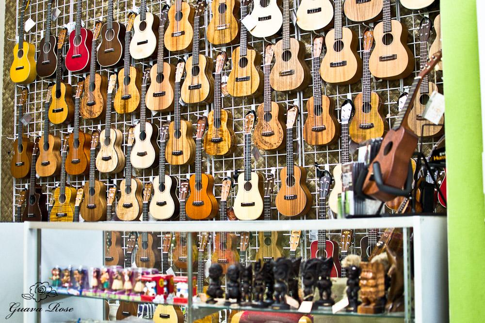Aloha Warehouse ukuleles