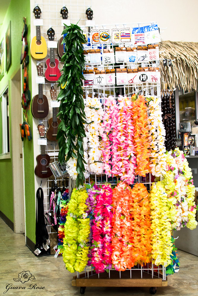 Aloha Warehouse silk leis