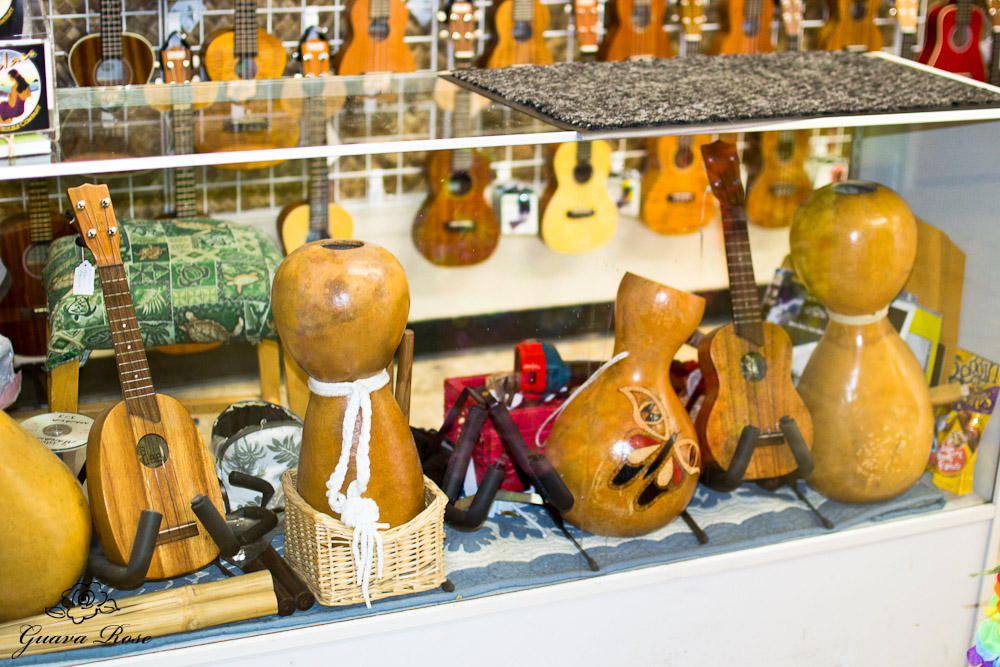 Aloha Warehouse ukuleles and ipus