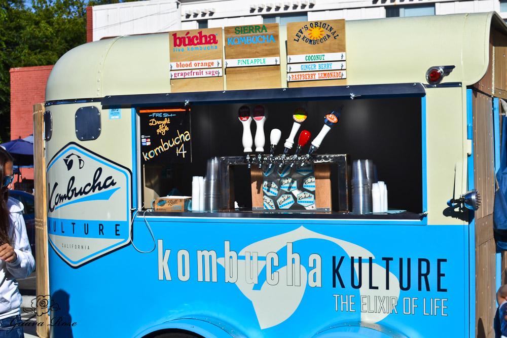 Kombucha Kulture Truck