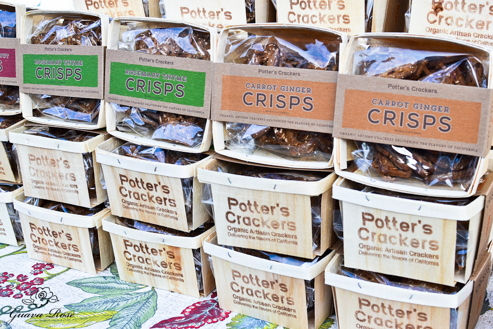 Potter's Crackers Crisps