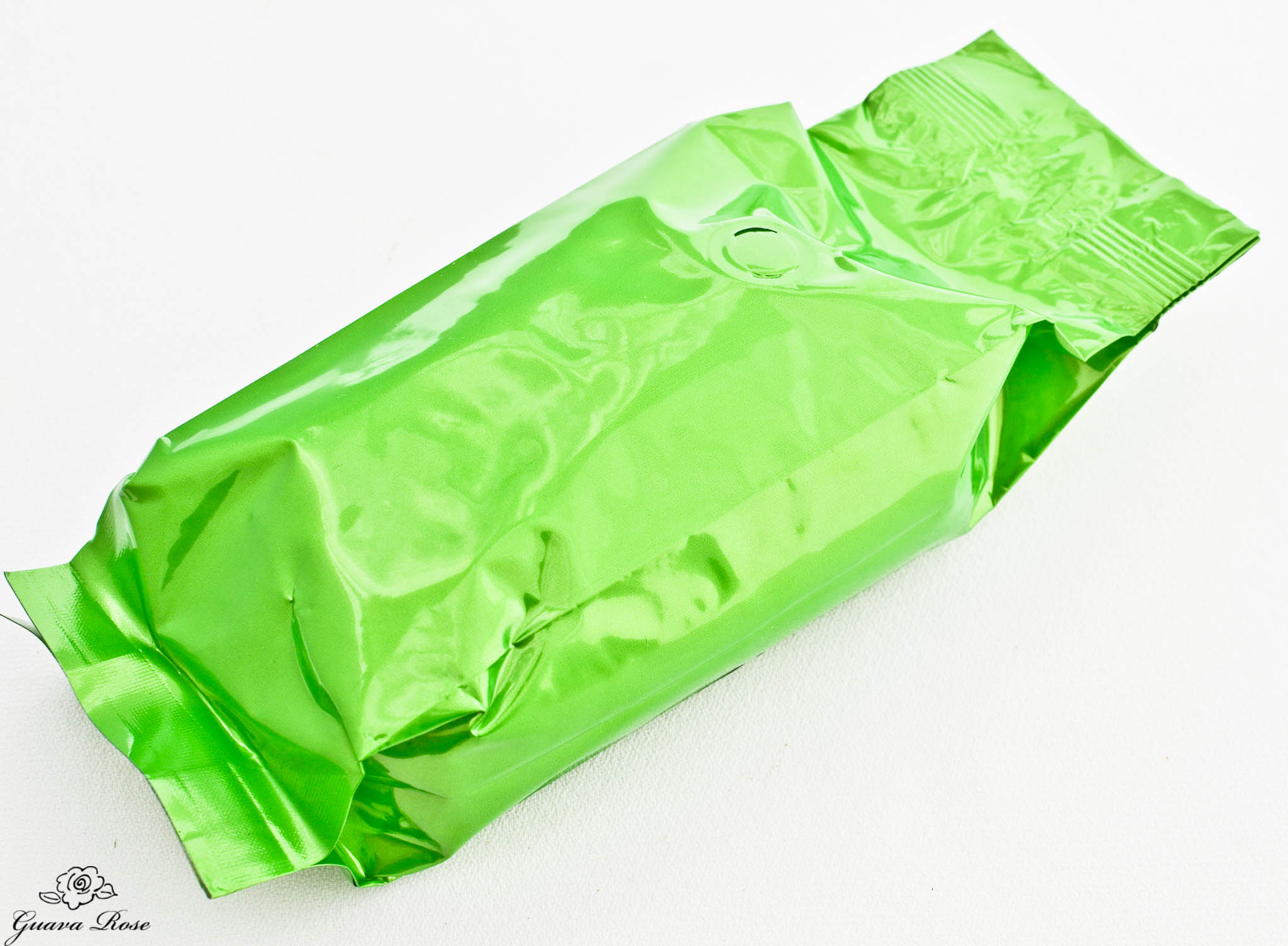 Pa'i'ai, wrapped in ti leaves, sealed in bag for mailing