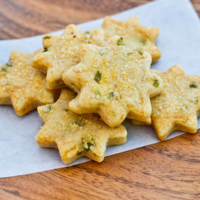 More Pa'i'ai: Green Onion Chili Oil Biscuits and Pa'i'ai Crackers