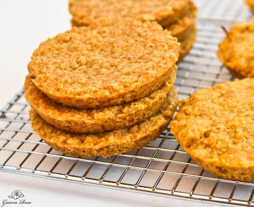 Shortbread Oatcakes