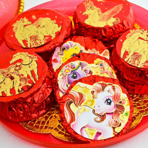 Chinese New Year of the Horse: Shortbread Oatcakes