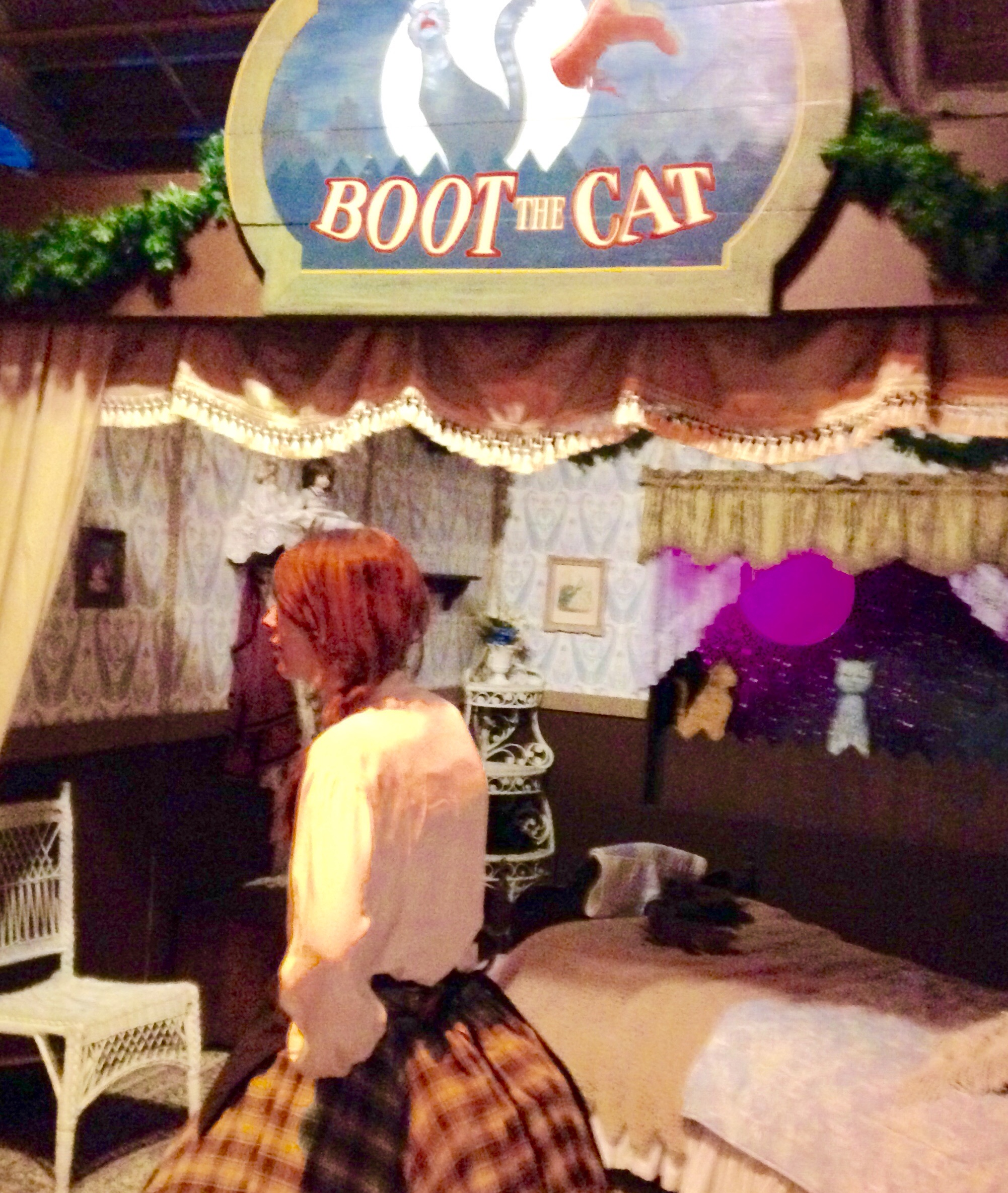 Boot the Cat Game