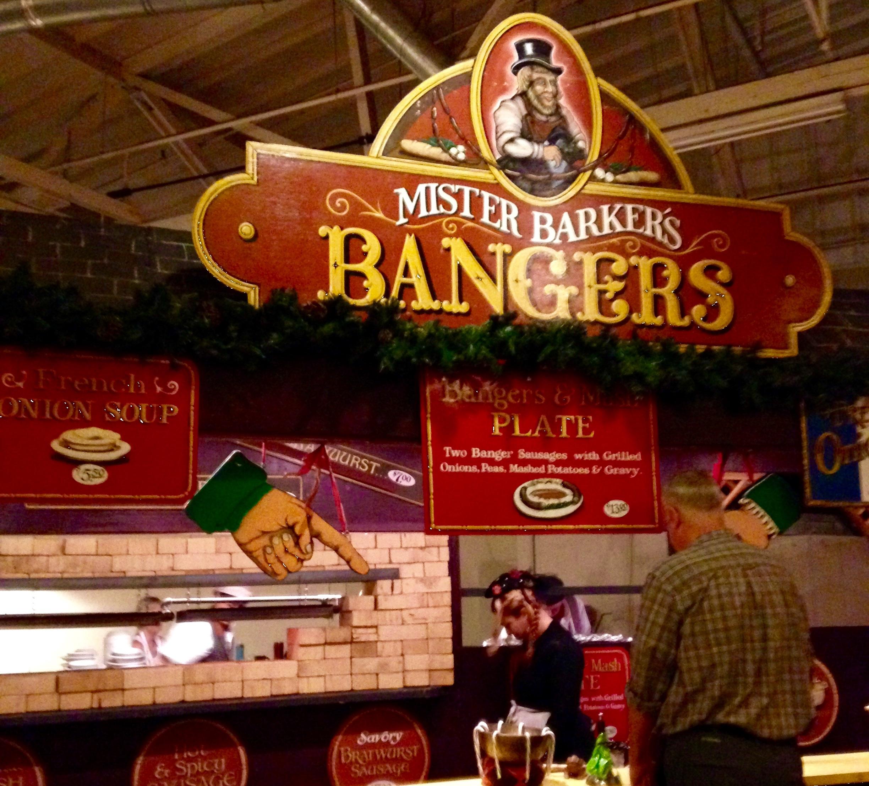 Bangers and Mash shop