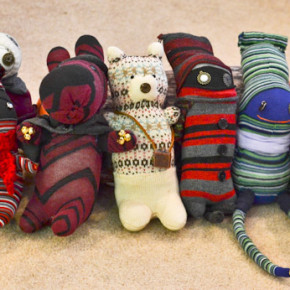 Happy Hump Day! Sock Animal Mania!
