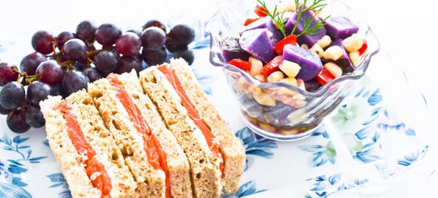 Tea Sandwich Trays