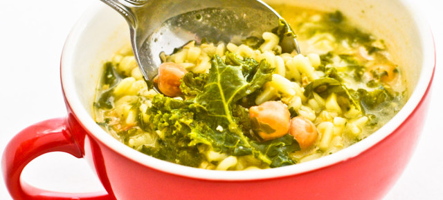 Chickpea Kale Soup Packets