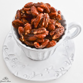 Honey Caramel Nuts