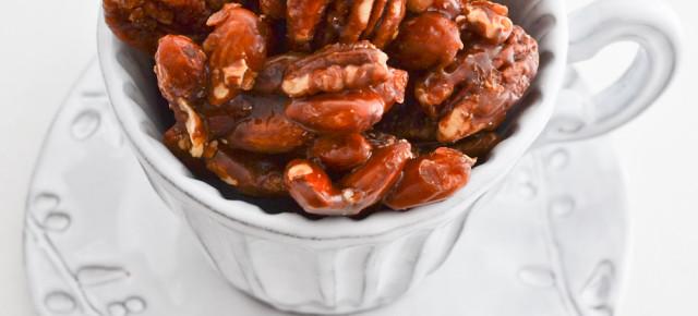 Honey Caramel Nuts