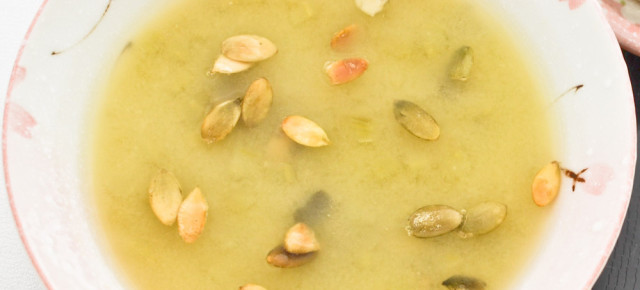 Split Pea Miso Soup