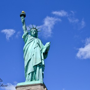 The Statue of Liberty & Pomme Frites