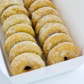 Doughnut Plant NYC Visit and Baked Donuts