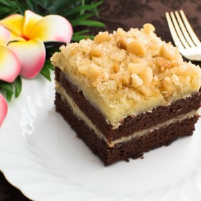 Hawaiian Chantilly Cake