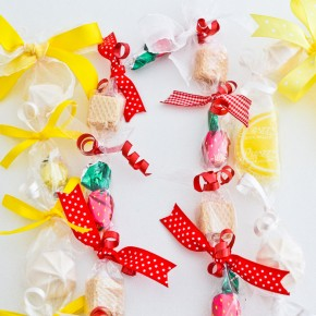 Candy Lei: Lemon Meringue and Strawberry Shortcake