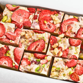 Holiday Fruit and Nut Fudge