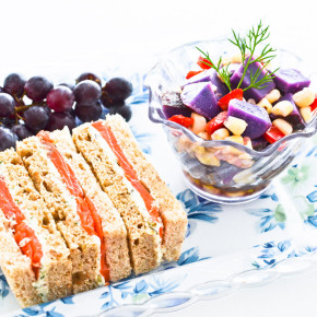 Tea Sandwich Trays